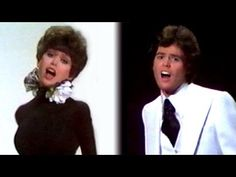 """Donny & Marie Osmond - """"(You're My) Soul And Inspiration"""""""