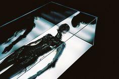 chloeledrezen: Mugler Robot at Mathieu César's book signing. Science Fiction, Brave, Don Delillo, Have You Ever Questions, Denis Villeneuve, Ex Machina, Ghost In The Shell, Cyberpunk 2077, Detroit Become Human