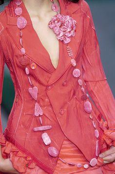 Marithe Francois Girbaud Spring 2006 Details