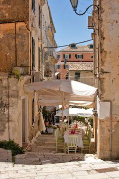 AlwaysGreece - Κοινότητα - Google+Kerkira. Corfu. Greece. Beautiful Islands, Beautiful Places, Greek Island Holidays, Villas In Corfu, Corfu Town, Greece Fashion, Corfu Island, Corfu Greece, Sailing Trips