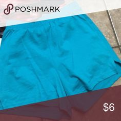 NEVER WORN Soffee shorts Cute and soft! Never worn. Washed and air dried one time. No defects! Soffe Shorts