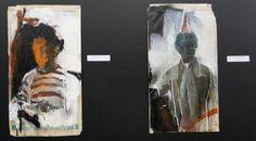 40° Salão De Arte Contemporânea Luiz Sacilotto - Santo André - 2012  Da série  de pinturas sobre Jornal  2010   Guilherme Augusto GAFI