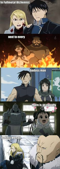 Anime / Fullmetal Alchemist: Brotherhood