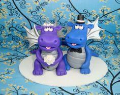 dragon birthday cake topper Christmas ornament decoration
