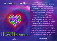 www.heartsphere.net Human Heart, Meant To Be, Self, Messages, Feelings, The Originals, Text Posts