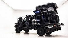 Burly adventure camper is prepped to go off-grid - Curbed