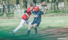 Safe! Otwarcie sezonu 2014 Hrabiny vs KSB Wrocław  #softball #baseball #wroclaw