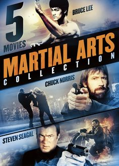 This collection of martial arts action movies includes THE REAL BRUCE LEE, FIST OF FEAR, TOUCH OF DEATH, THE PRESIDENT'S MAN, THE PRESIDENT'S MAN: A LINE IN THE SAND and DRIVEN TO KILL. Color: Sand.