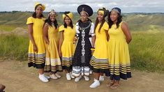 Solanga Fashion Creations African Wedding Attire, African Weddings, Xhosa Attire, African Goddess, African Design, African Fashion Dresses, African Beauty, Dress Codes, Traditional Dresses