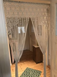 Items similar to Macrame Curtain, Room Divider, Wall Hanging, Wedding Ceremony, Gypsy Girl on Etsy - Zimmereinrichtung Room Divider Headboard, Metal Room Divider, Small Room Divider, Room Divider Bookcase, Bamboo Room Divider, Living Room Divider, Room Divider Walls, Diy Room Divider, Room Divider Curtain