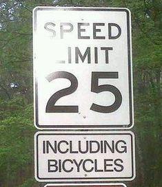 no fair #bicyclehumor