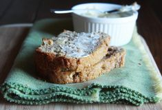 Whole Wheat Cinnamon Applesauce Bread-going to try this soon! (Espressoandcream.com)