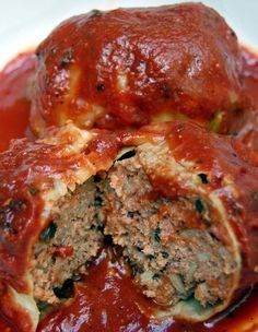 NeoHomesteading: Golumpki (stuffed cabbage rolls)