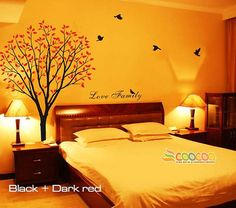 Wall Decal wall Stickers Tree Wall Decals Wall by coocoodecal, $45.95