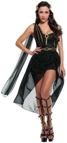 PartyBell.com - Dark Goddess Adult #Costume