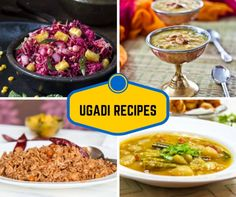 Ugadi is the first day of the springtime month and brings the dawn of a new year. The festival is celebrated in different states with different names like Gudi Padwa in Maharashtra Baisakhi in Punjab Puthandu in Tamil Nadu Vishu in Kerala Poila Baishakh in West Bengal and Bihu in Assam. Even though the name differs the excitement and fun are the same. Celebrate the New Year with these delicious traditional food recipes. We wish you all a very happy Ugadi Happy new year…