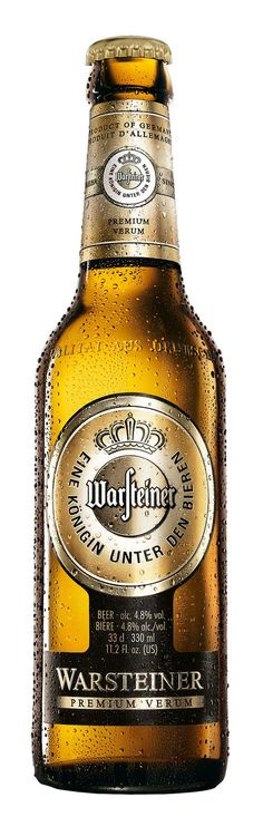 Warsteiner - Designed by Warsteiner Group