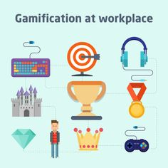How gamification can take digital #employeeengagement to the next level