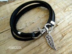 Nowe modele bransolet męskich | TORSADA