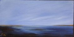 Sullen Sea study 1 8x4 oil