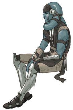 Li'su - a new Old Republic, fake-jedi-actually-a-sith-with-a-blue-saber OC