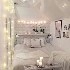Most popular tags for this image include: bedroom, home, room, white and light