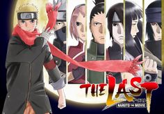 The Last -Naruto the Movie HD Wallpaper - http://www.cartoonography.com/1131-the-last-naruto-the-movie-hd-wallpaper.html