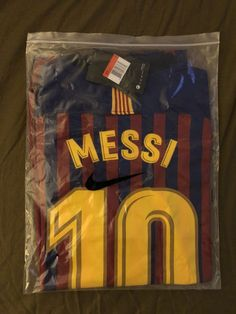 d2bd2551a10 Lenoel Messi Barcelona 2018 Jersey for Sale in Miami