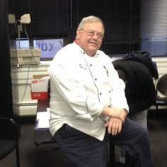 Chef Roger Kelly CEC (certified executive chef )