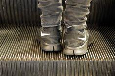 #Paarhufer #Schuhe #Rolltreppe #Tierwelt
