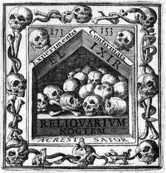 acrest Sator.Todten Dantz Durch alle Stände und Geschlech by Hans Hobein, 1648 Eberhard Kieser Edition, Holbein's original woodcuts
