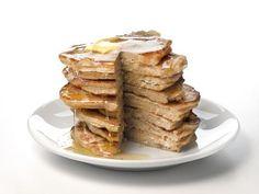 Multigrain Pancakes Recipe : Food Network Kitchen : Food Network