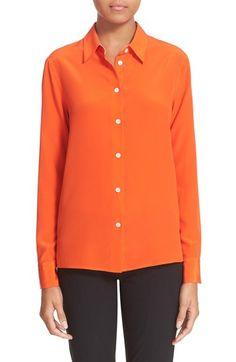 RAG & BONE 'Poppy' Silk Shirt. #ragbone #cloth #