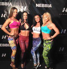Nebbia ART Kollekció  Szerezd meg Magadnak! Fitness Competition, Bikini Workout, Healthy Lifestyle, Bodybuilding, Leggings, Bra, Bikinis, Sport, Fashion