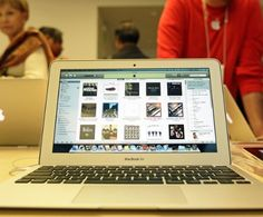 it looks like the MacBook Air laptop may be getting a big upgrade by mid-2015.