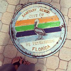 via Lauren Mira  St. Petersburg, Florida