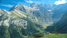 The Pyrenees Mountains! With towering snow-capped, rugged peaks, these mountains form a natural border between France and Spain. Stretching over 300 miles from the Atlantic to the Mediterranean, they offer some of the best, most challenging hikes in all of Europe!  #travel  ACROSS THE PYRENEES | Mountain Travel Sobek