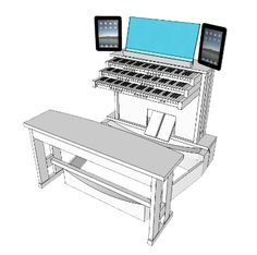 The Proposed Organ.. (Organ Proposal for indiegogo?) info for blog