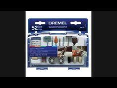 ลดราคา DREMEL ชุดอุปกรณ์เสริม 52 ชิ้น รุ่น 687
