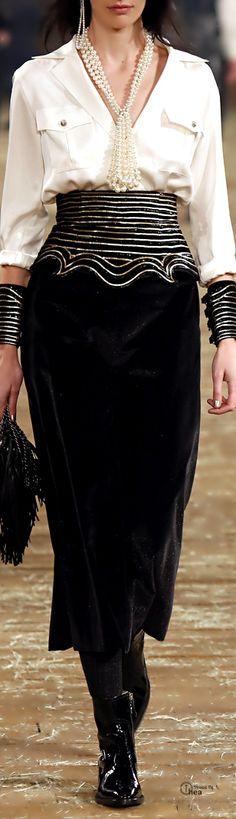 Chanel ● Pre-Fall 2014