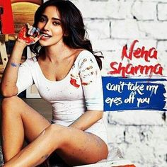Neha Sharma Sizzling Hot & Spicy Scans From FHM India Sept 2016..