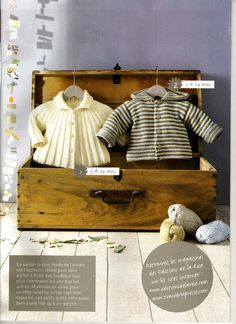Ideaal Tricot 148 Babykleding - Basil - Basil's blog