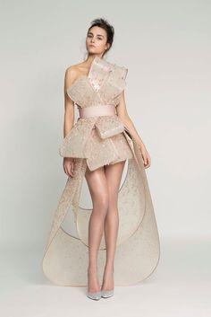 Rami Al Ali Haute Couture весна-лето 2017