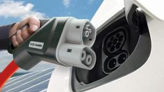 Big, big news today: four car industry giants, BMW, Daimler, Ford and the Volkswagen Group, have confirmed that they are joining forces to deliver a fast-charging network for electric vehicles across Europe.