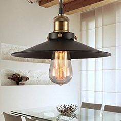 Lightinthebox Edison Loft Retro Restaurant Bar Pendant Lights Hanging Lamps American Country Wrought Ion Chandeliers Ceiling Light Industrial Style 3