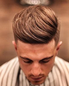 thegentlemanbarbers_and side quiff haircut for men
