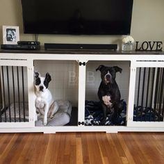 The entertainment center never fails! Did you know that the feet are … The Entertainment Center never fails! Did you know that the feet are removable as well? Is nice as in this photo. Industrial Entertainment Center, Pallet Entertainment Centers, Living Room Entertainment Center, Entertainment Furniture, Crate Tv Stand, Diy Tv Stand, Diy Home Decor Living Room, Living Rooms, Wooden Dog Crate