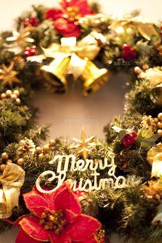 クリスマスリース (c)Nobuyoshi/a.collectionRF