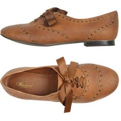 dELiAs Wanted Belfast Oxford shoes flats