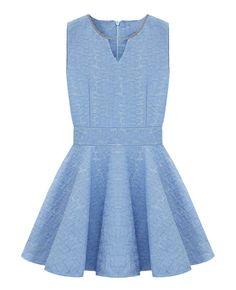 Sleeveless Crystal-detailed  Pleated V-neck Lace Dress